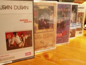 Duran Duran tapes